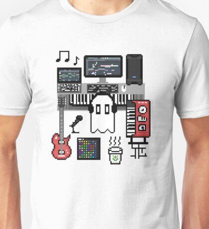 Naptablook DJ Mix Lab Unisex T-Shirt