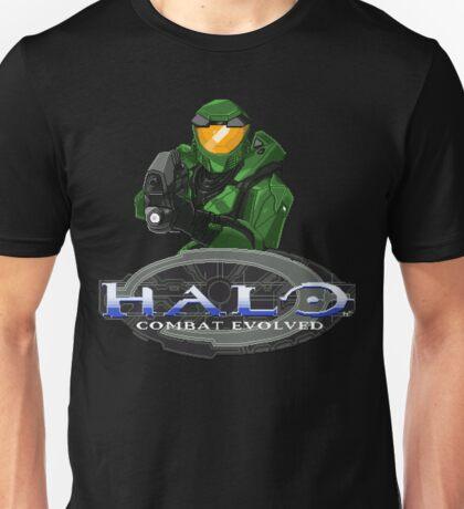Halo Combat Evolved pixel art Unisex T-Shirt