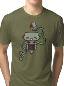 Happy Machine Tri-blend T-Shirt