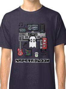 Napstablook Undertale DJ Setup Classic T-Shirt