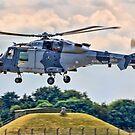 AgustaWestland Wildcat HMA.2 ZZ535 by Colin Smedley