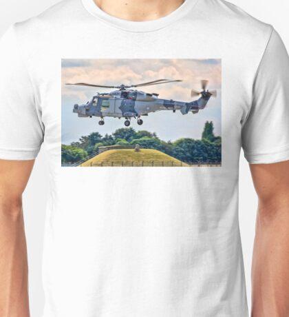 AgustaWestland Wildcat HMA.2 ZZ535 Unisex T-Shirt