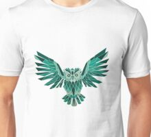 Geo Owl Unisex T-Shirt