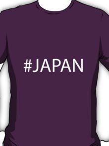 #Japan White T-Shirt