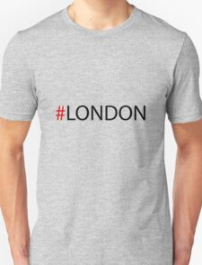 #London Black T-Shirt