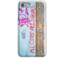 All Cops iPhone Case/Skin