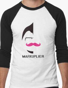 Markiplier Men's Baseball ¾ T-Shirt