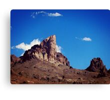 Elephant's Tooth Canvas Print