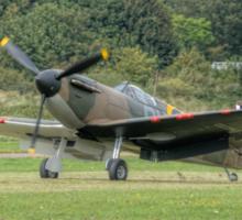 Mk1 Supermarine Spitfire Sticker