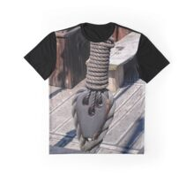 Tar covered pierced heart  Graphic T-Shirt