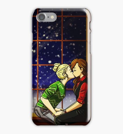 Happy New Year, darling. iPhone Case/Skin