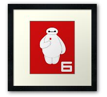 Disney - Big Hero 6 - BAYMAX Framed Print