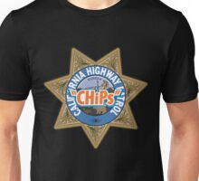 CHiPs Logo Classic Movies TV Series Unisex T-Shirt