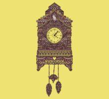 Autumn Cuckoo Clock Kids Clothes