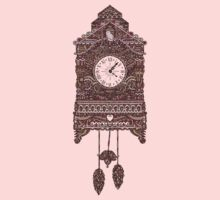 Autumn Cuckoo Clock One Piece - Long Sleeve