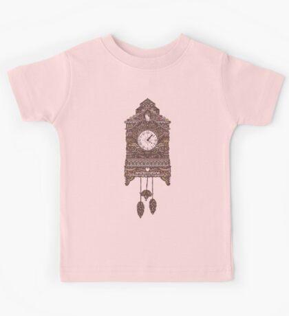 Autumn Cuckoo Clock Kids Tee