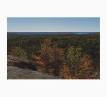 The Scenic Overlook - Algonquin in the Fall Kids Clothes