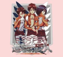 Attack on Titan! Kids Clothes