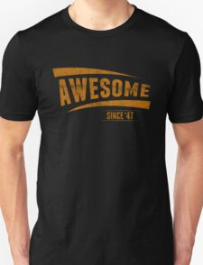 Awesome Since'47 T-Shirt