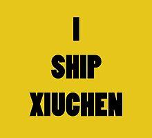 I ship XiuChen by supalurve