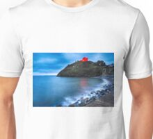 Criccieth Castle at Night Unisex T-Shirt