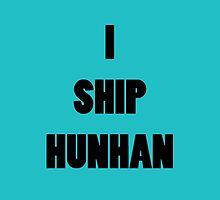I ship HunHan by supalurve