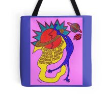 Plante and Human Tote Bag