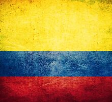 Colombia - Vintage by solnoirstudios