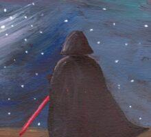 Darth Vader galaxy  Sticker