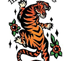 tssf tiger by storysofar