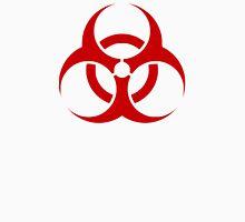 Red Biohazard T-Shirt
