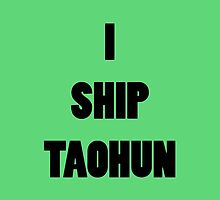 I ship TaoHun by supalurve