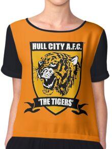 HULL CITY AFC Chiffon Top