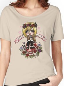 Christa Renz Women's Relaxed Fit T-Shirt