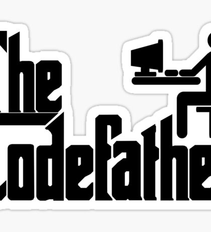 The Codefather Sticker