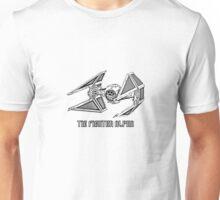 Tie Fighter Alpha Unisex T-Shirt