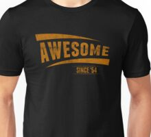 Awesome Since '54 Unisex T-Shirt
