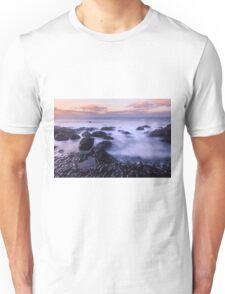 Giant's Causeway Sunset Unisex T-Shirt