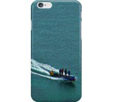 Off to work - Windjammer Bay, Saint Lucia iPhone Case/Skin