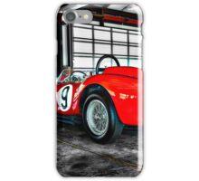 1958 Ferrari 250 GT Testa Rossa iPhone Case/Skin