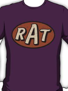 RAT - weathered/distressed T-Shirt