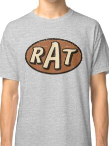 RAT - weathered/distressed Classic T-Shirt