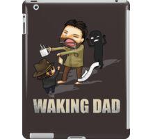The Waking Dad iPad Case/Skin