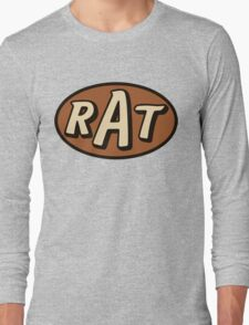 RAT - solid Long Sleeve T-Shirt