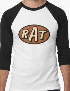 RAT - solid Men's Baseball ¾ T-Shirt