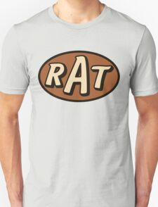 RAT - solid Unisex T-Shirt
