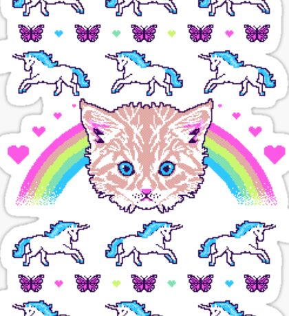 Most Meowgical Sweater Sticker