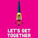 Character Building - Valentines - Superglue - Let's Get Together by SevenHundred