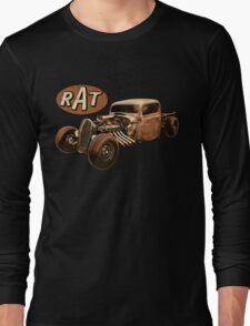 Rust RAT Long Sleeve T-Shirt