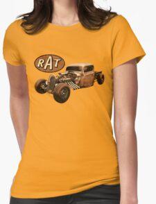 Rust RAT Womens T-Shirt